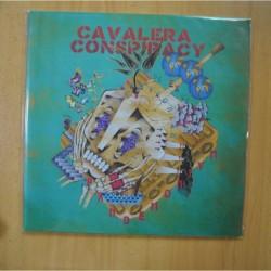 CAVALERA CONSPIRACY - PANDEMONIUM - GATEFOLD - LP