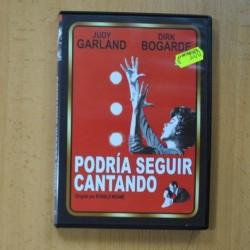 PODRIA SEGUIR CANTANDO - DVD