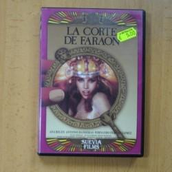 LA CORTE DEL FARAON - DVD