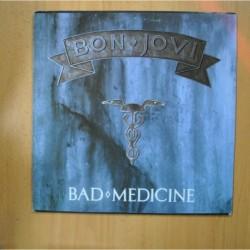 BON JOVI - BAD MEDICINE - MAXI