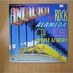 VARIOS - ANDALUCIA EN ROCK - LP