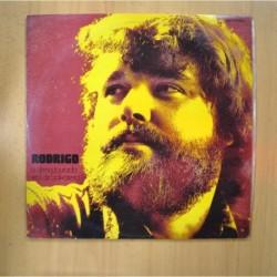RODRIGO - A ULTIMA TOURADA REAL DE SALVATERRA - LP