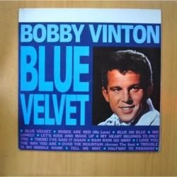 BOBBY VINTON - BLUE VELVET - LP