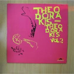 THEODORAKIS - DIRIGE THEODORAKIS VOL 2 - LP