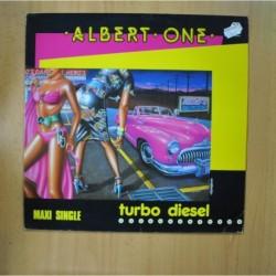 ALBERT ONE - TURBO DIESEL - MAXI