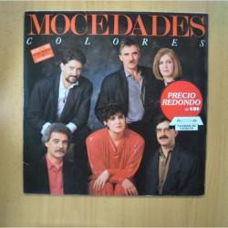 MOCEDADES - COLORES - LP