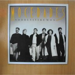 MOCEDADES - SOBREVIVIREMOS - LP