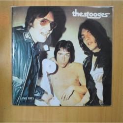 THE STOOGES - LIVE 1971 - LP