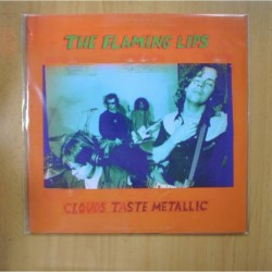 THE FLAMING LIPS - CLOUDS TASTE METALLIC - VINILO VERDE - LP