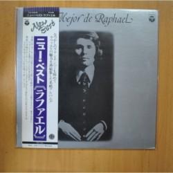 RAPHAEL - LO MEJOR DE RAPHAEL - LP