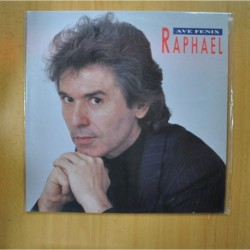 RAPHAEL - AVE FENIX - LP