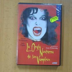 LA ORGIA NOCTURNA DE LOS VAMPIROS - DVD