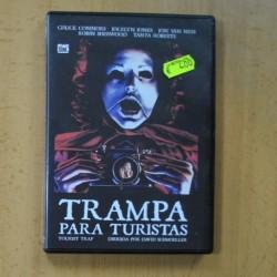 TRAMPA PARA TURISTAS - DVD