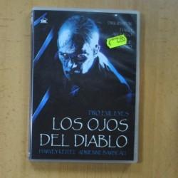 LOS OJOS DEL DIABLO - DVD