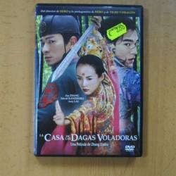 LA CASA DE LAS DAGAS VOLADORAS - DVD