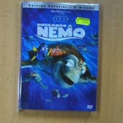 BUSCANDO A NEMO - 2 DVD