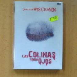 LAS COLINAS TIENEN OJOS - DVD