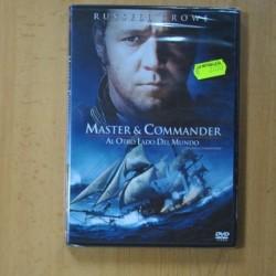 MASTER & COMMANDER - DVD