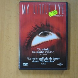 MY LITTLE EYE - DVD