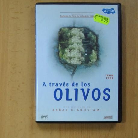 A TRAVES DE LOS OLIVOS - DVD