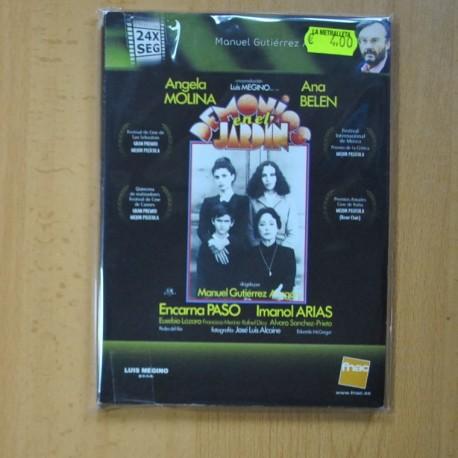 DEMONIOS EN EL JARDIN - DVD
