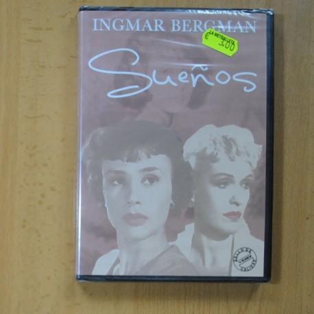 SUEÑOS - DVD