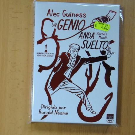 UN GENIO ANDA SUELTO - DVD