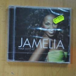 JAMELIA - WALK WITH ME - CD