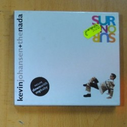 KEVIN JOHANSEN + THE NADA - SUR NO SUR - CD