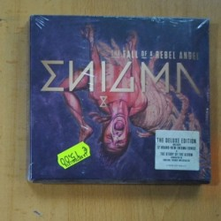 ENIGMA - THE FALL OF REBEL ANGEL - 2 CD