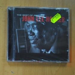 JOHN LEE HOOKER - THE BEST OF FRIENDS - CD