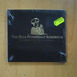 ELLA FITZGERALD - THE ELLA FITZGERALD SONGBOOK - CD