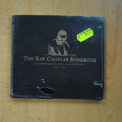 RAY CHARLES - THE RAY CHARLES SONGBOOK - CD
