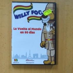 WILLY FOG LA VUELTA AL MUNDO EN 80 DIAS - DVD