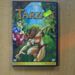 TARZAN - 2 DVD