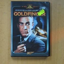 007 GOLDFINGER - DVD