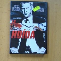 LA HUIDA - DVD
