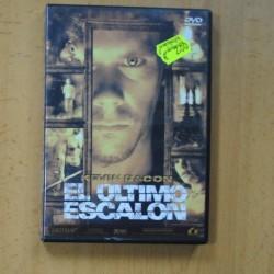 EL ULTIMO ESCALON - DVD