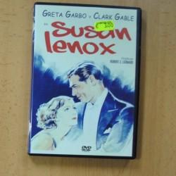 SUSAN LENNOX - DVD