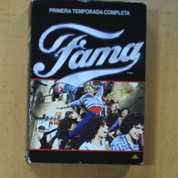 FAMA - PRIMERA TEMPORADA - DVD