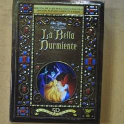 LA BELLA DURMIENTE - 2 DVD + LIBRO
