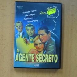 EL AGENTE SECRETO - DVD