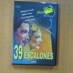 39 ESCALONES - DVD