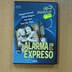 ALARMA EN EL EXPRESO - DVD