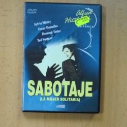 SABOTAJE - DVD