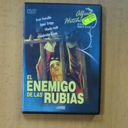 EL ENEMIGO DE LAS RUBIAS - DVD
