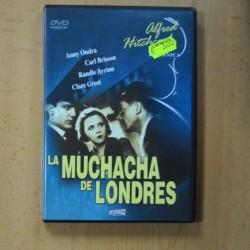 LA MUCHACHA DE LONDRES - DVD