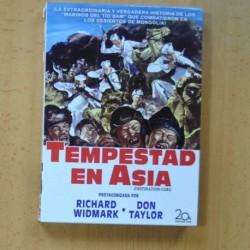 TEMPESTAD EN ASIA - DVD