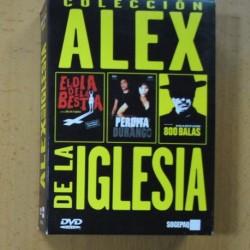 COLECCION ALEX DE LA IGLESIA - 3 DVD