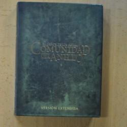EL SEÑOR DE LOS ANILLOS LA COMUNIDAD DEL ANILLO - DVD
